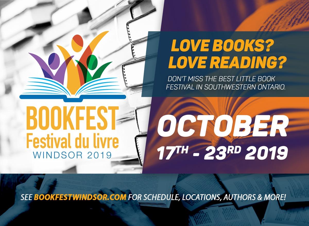 Bookfest 2019 Postcard