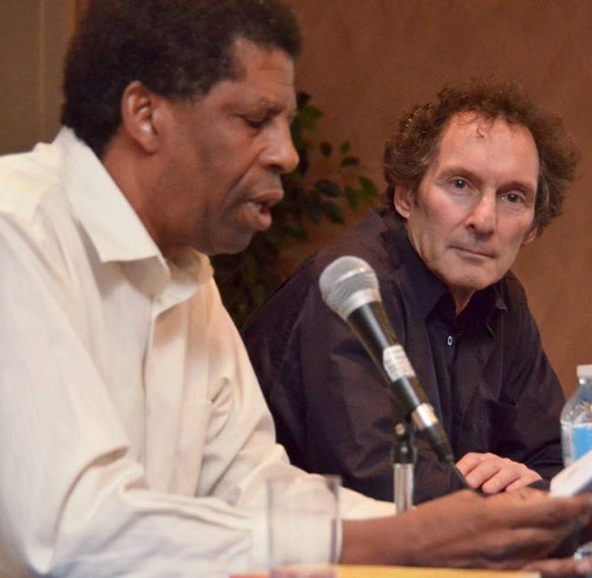 Dany Laferriere and David Homel